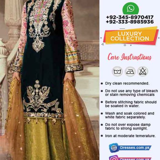 Anaya by Kiran Chaudhry Wedding Collection