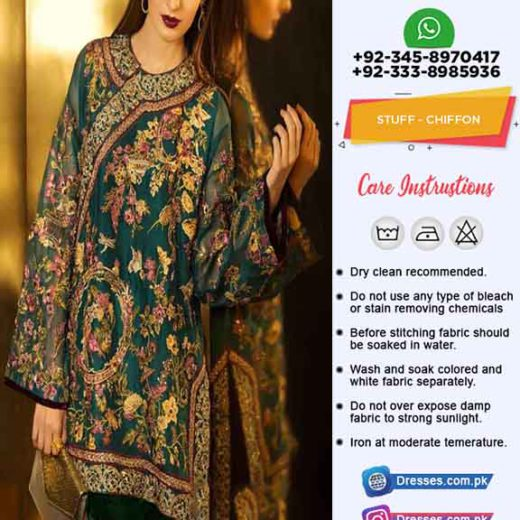 Elan Party Wear Collection 2019