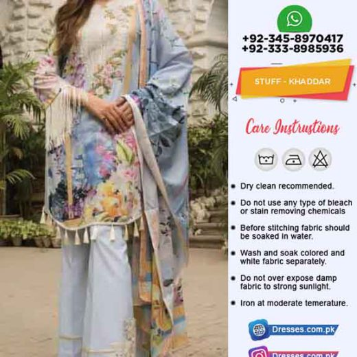 Firdous Winter Collection 2019