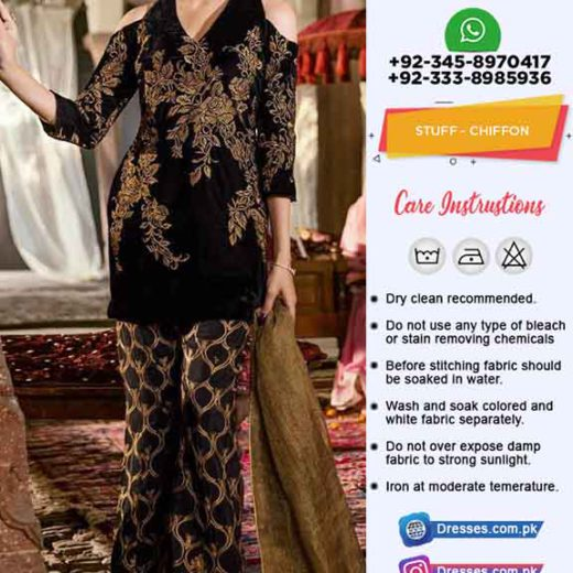 Iznik Chiffon Collection 2019