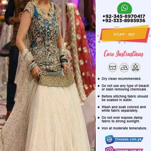 Kashees Bridal Collection 2019