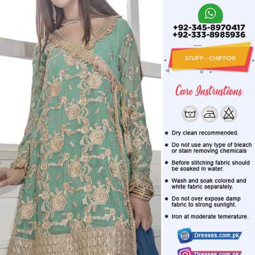 Maryam And Maria Chiffon Collection