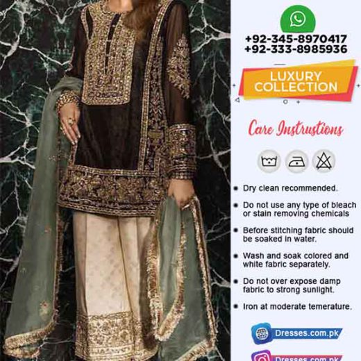 Pakistani Bridal Latest Dresses