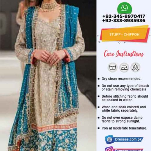 Pakistani Latest Bridal Dresses