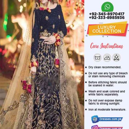 Pakistani Luxury Collection 2019