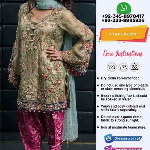 Pakistani Mysori Collection 2019