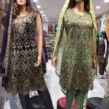 Pakistani Party Dresses Manufacturer