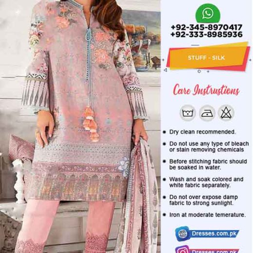 Sobia Nazir Silk Collection 2019