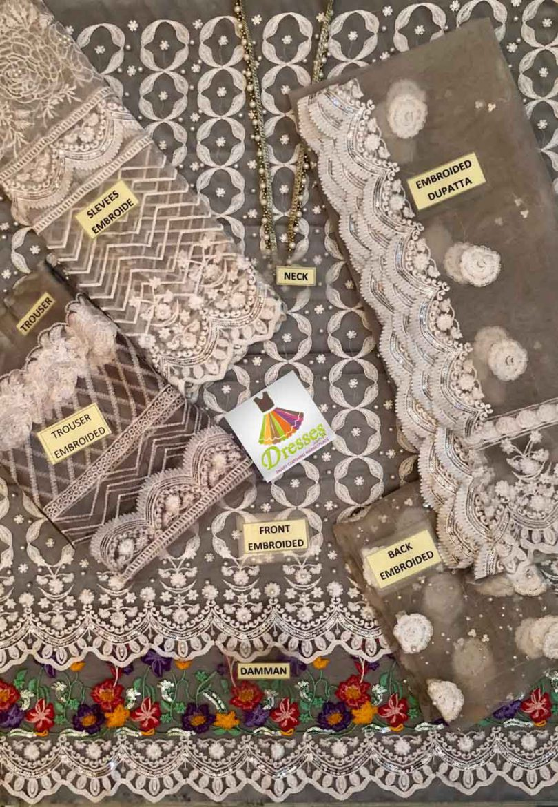 Annus Abrar Net Collection 2019