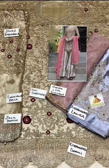 Erum Khan Luxury Collection 2019