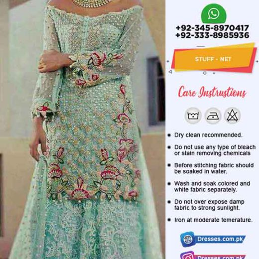 Zainab Chottani Bridal Collection 2019