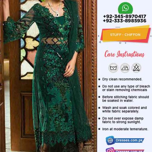 Zainab Chottani Latest Dresses