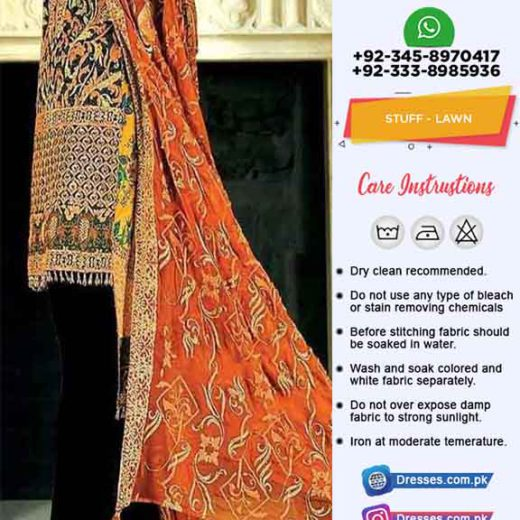 Asim Jofa Summer Dresses 2019