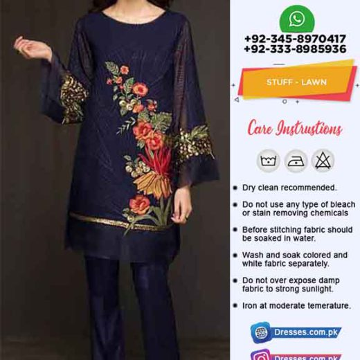 Barouqe Lawn Collection 2019