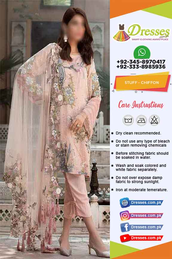 Charizma Latest Chiffon Collection
