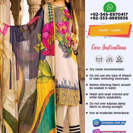 Charizma Naranji Summer Collection
