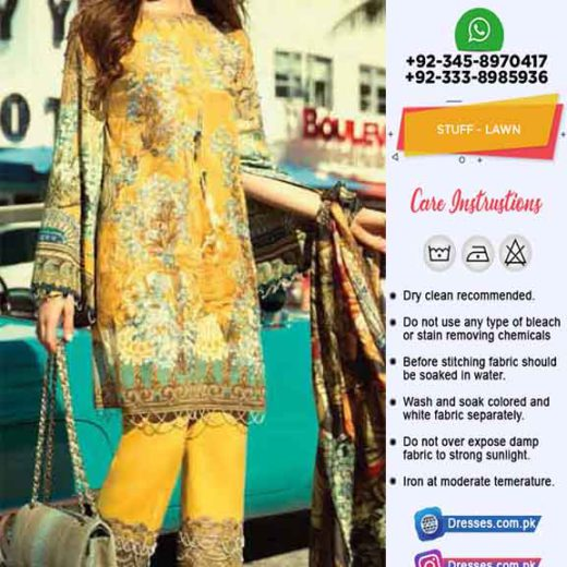 Faraz Manan Lawn Collection