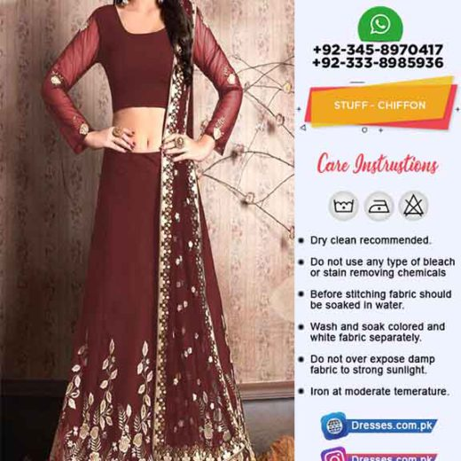 Indian Bridal Lehenga 2019