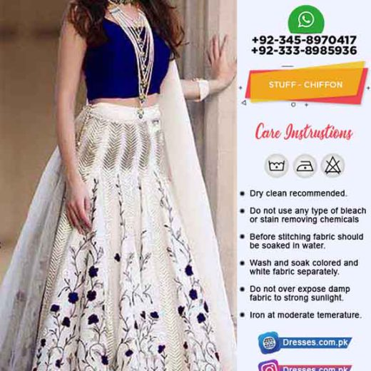 Indian Latest Lengha Collection
