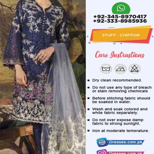 Iznik Latest Dresses 2019