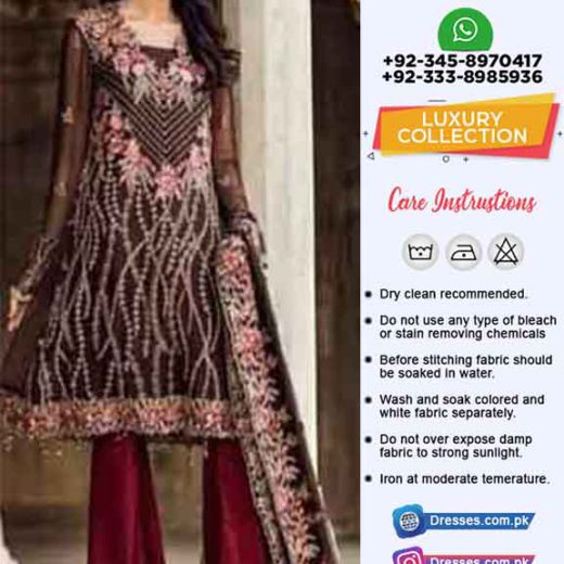 Iznik Luxury Dresses 2019