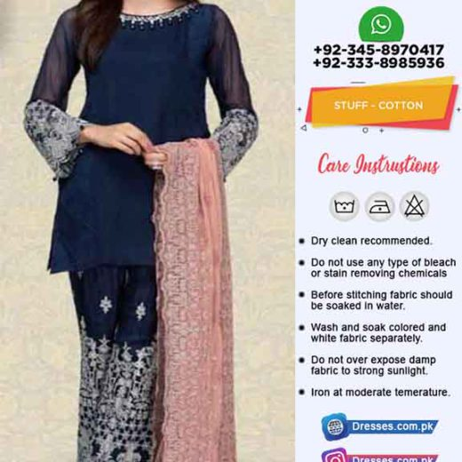Maria B Cotton Dresses 2019