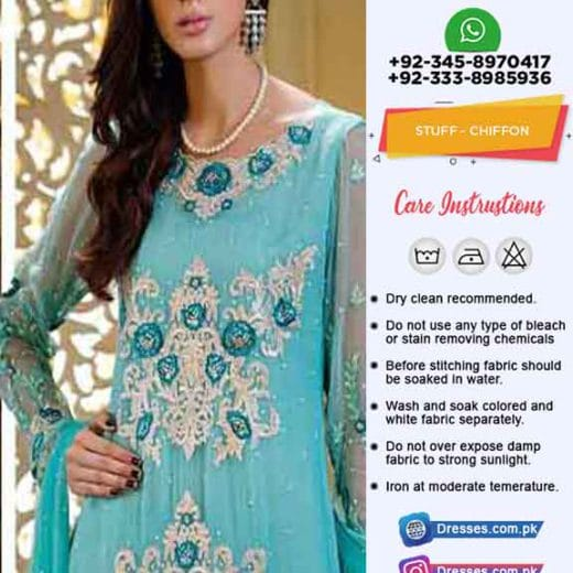 Pakistani Chiffon Collection