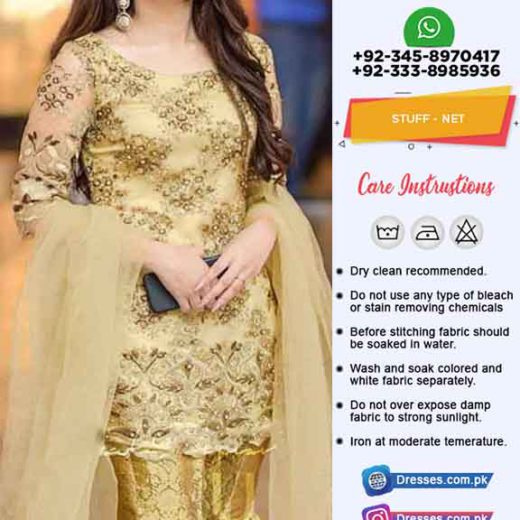 Pakistani Latest Dress Online