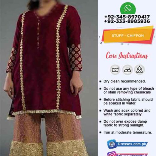 Pakistani Party Wear Collection