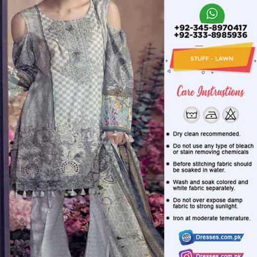 Aayra Lawn Dresses Online 2019