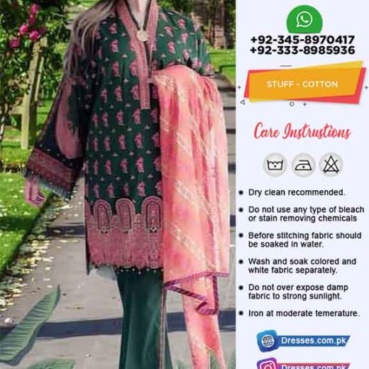 Asim jofa Cotton Dresses 2019