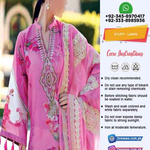 Charizma Lawn Collection 2019