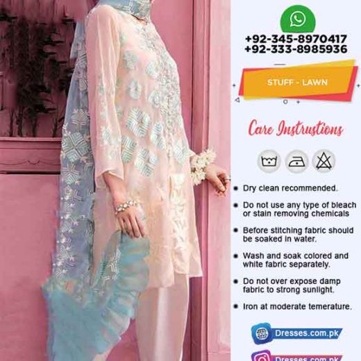 Cross Stitch Lawn Collection 2019