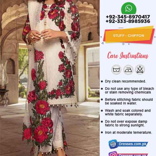 Gulal Chiffon Dresses Collection