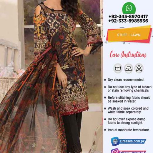 Gulal Lawn Dresses Online 2019