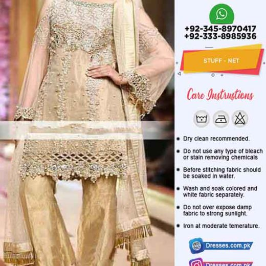 Nomi Ansari Latest Bridal Collection