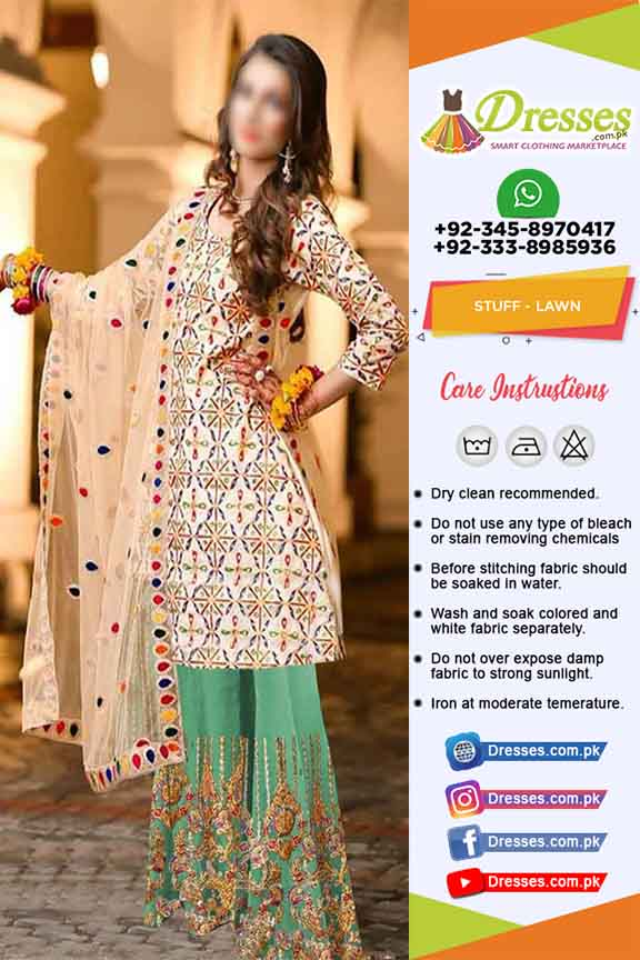 Pakistani Lawn Collection 2019
