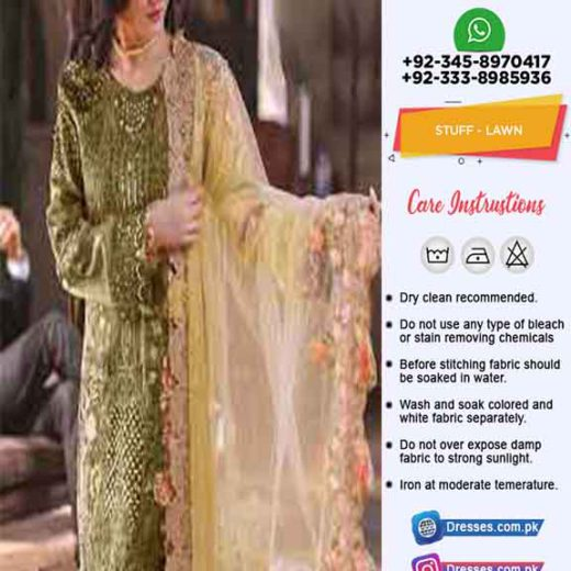 Rang Rasiya Lawn collection 2019
