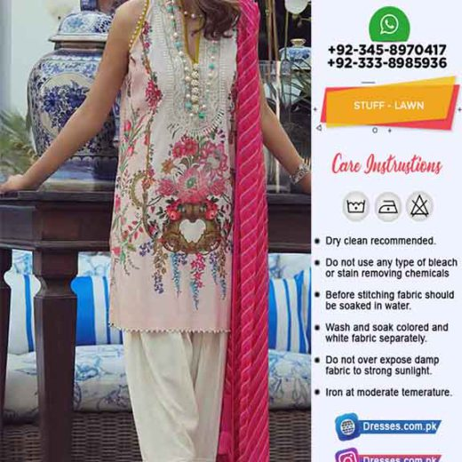 Sana Safinaz Latest Lawn Collection