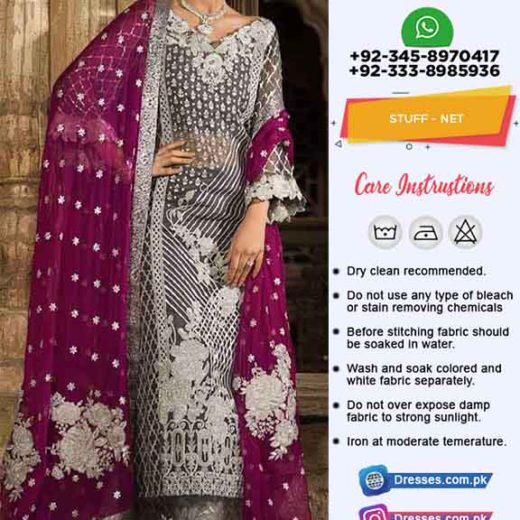 Zainab Chottani Net Collection 2019