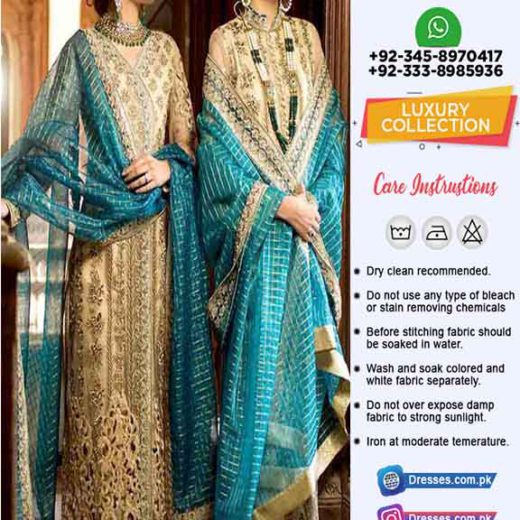 Zainab Chottani Wedding Dresses
