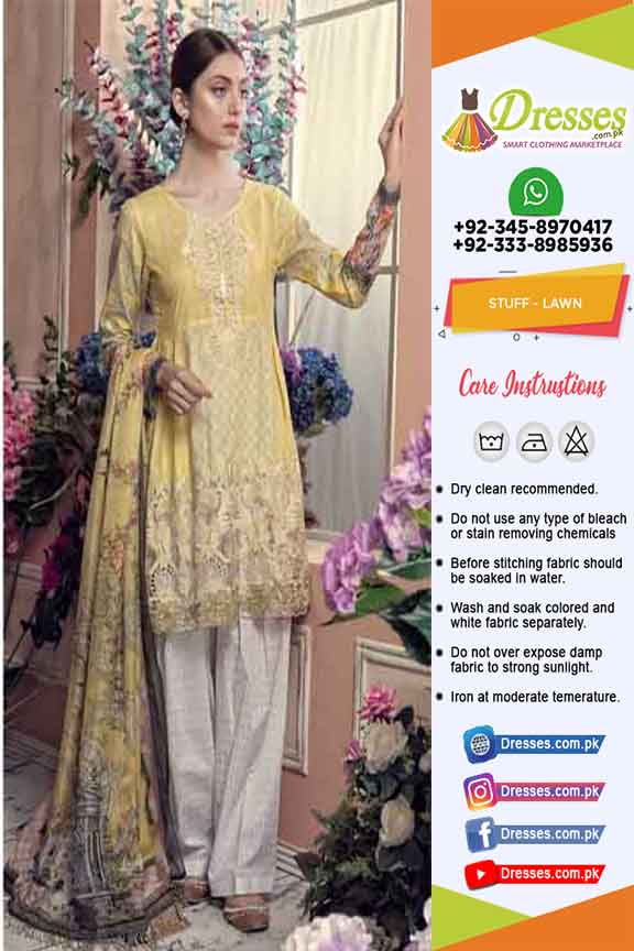 Aayra Latest Lawn Dresses Online
