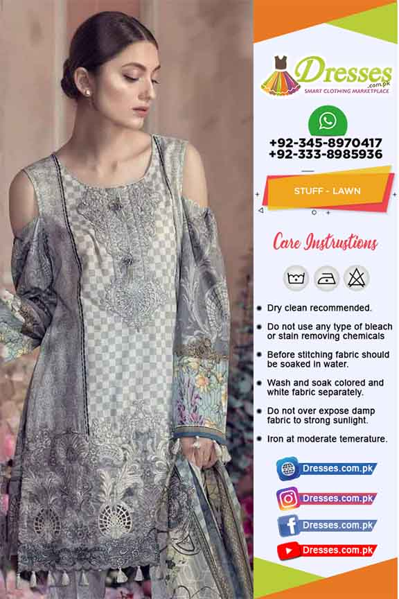 Aayra Latest Lawn Dresses