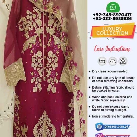 Agha Noor Eid Luxury Collection