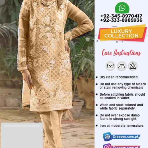 Agha Noor Luxury Dresses 2019