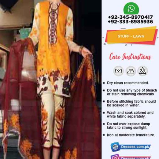 Charizma Latest Lawn Collection