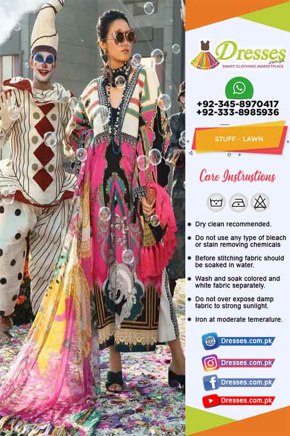 Elan Latest Lawn Collection 2019