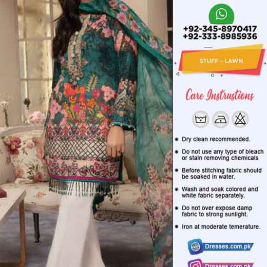 Gulal Lawn Collection 2019