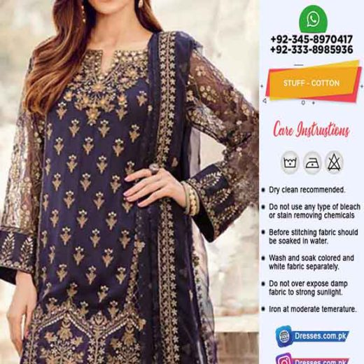 Iznik Latest Cotton Dresses 2019