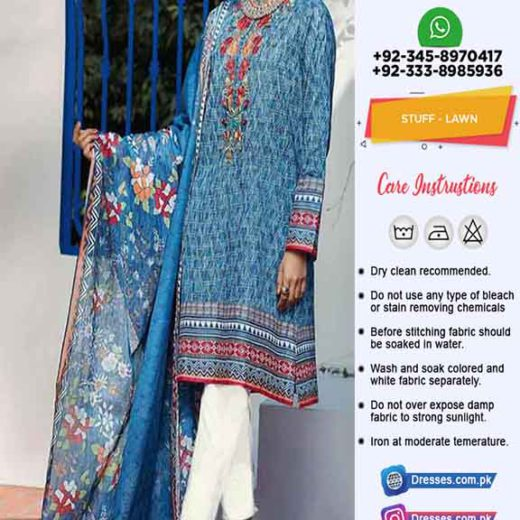 Khaadi Lawn Collection 2019